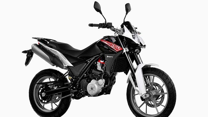 Husqvarna bietet zwei neue Straßenmotorräder an.