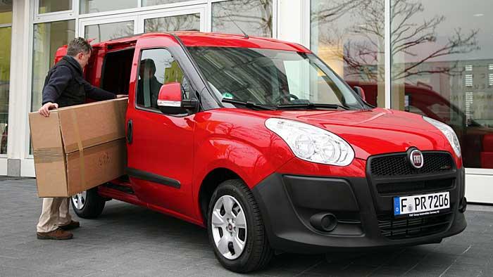 Fiat hat gleich drei nützliche Fahrzeuge überarbeitet