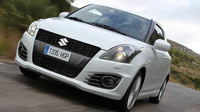 Der Suzuki Swift Sport ist alltagstauglicher geworden
