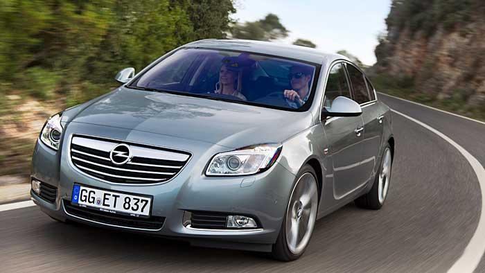 Der Opel Insignia mit Flüssiggas ist bis zu 36 Prozent verbrauchsgünstiger als der Turbobenziner