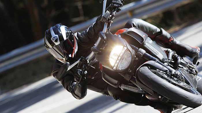 Ducati Diavel: Teuflisch agil