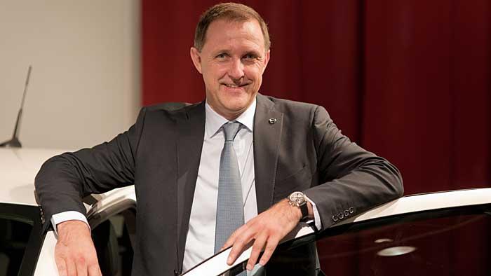 Thomas Sedran ist der neue Opel-Chef - vorübergehend
