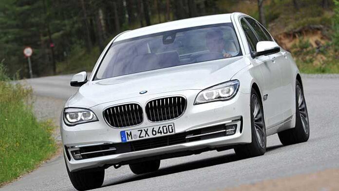 BMW hat den 7er umfangreich modernisiert.