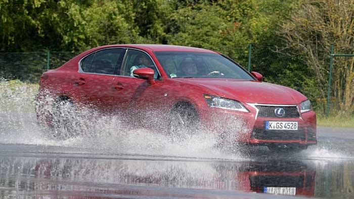 Der Lexus GS F Sport im Test