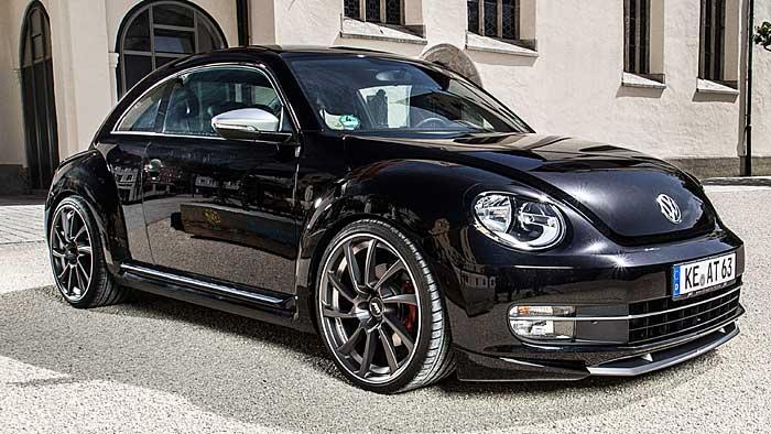 Tuner Abt steigert die Leistung des Beetle.