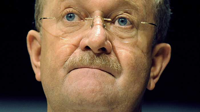 Der ehemalige Porsche-Chef Wendelin Wiedeking