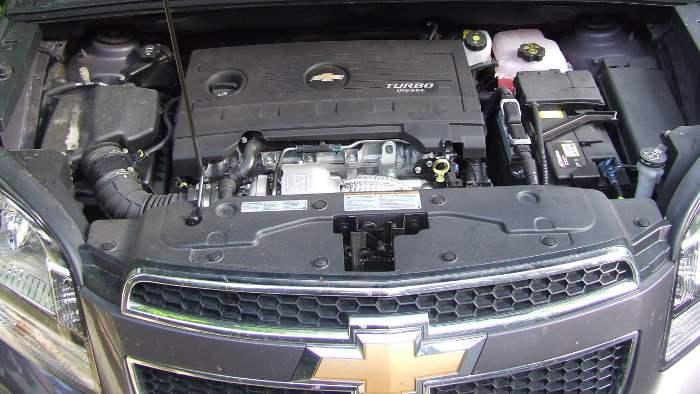 der Zweiliter-Diesel im Chevrolet Orlando
