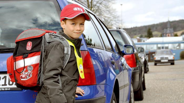 GTÜ: Aktion sicherer Schulweg