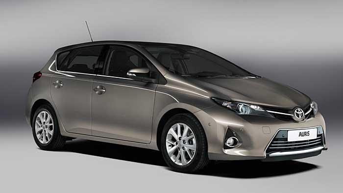 Der neue Toyota Auris kommt kurz nach der Automesse in Paris auf den Markt.