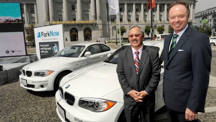 DriveNow: BMW startet Carsharing in den USA