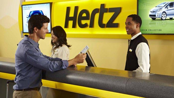 Autovermieter Hertz übernimmt Dollar Thrifty