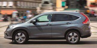 Die vierte Generation des Honda CR-V kommt im November.