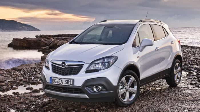 Bereits 25.000 Bestellungen: Der Opel Mokka kommt an.