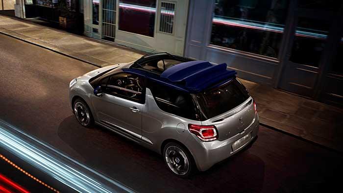 Das Citroen DS3 Cabrio kommt 2013 auf den Markt.