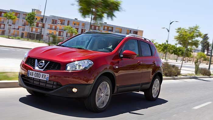Nissan Qashqai: Erfolg von Anfang bis Ende