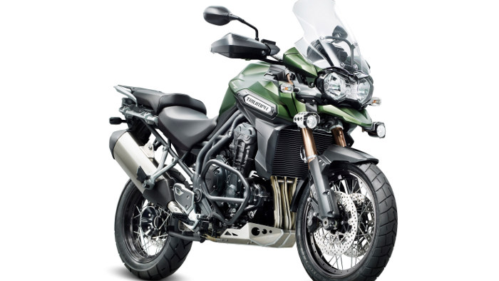Triumph Tiger Explorer kommt als XC-Version
