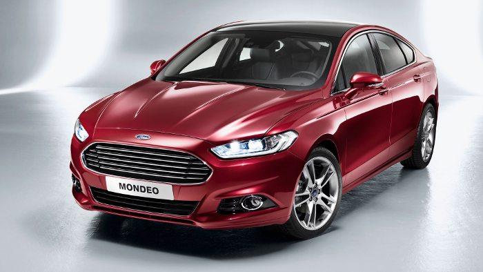 Neuer Ford Mondeo: Kölner Dynamiker