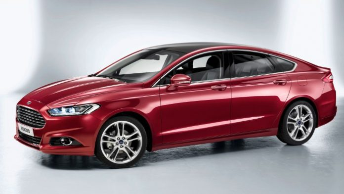 Ford erweitert das Motorenangebot für den neuen Mondeo.