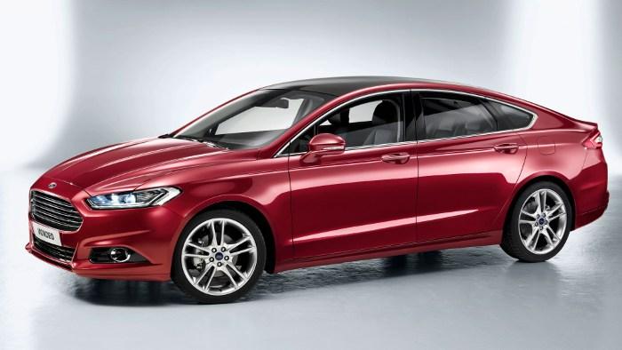 Neuer Ford Mondeo kommt später
