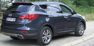 Der Hyundai Santa Fe tritt in dritter Auflage sehr viel markanter auf.