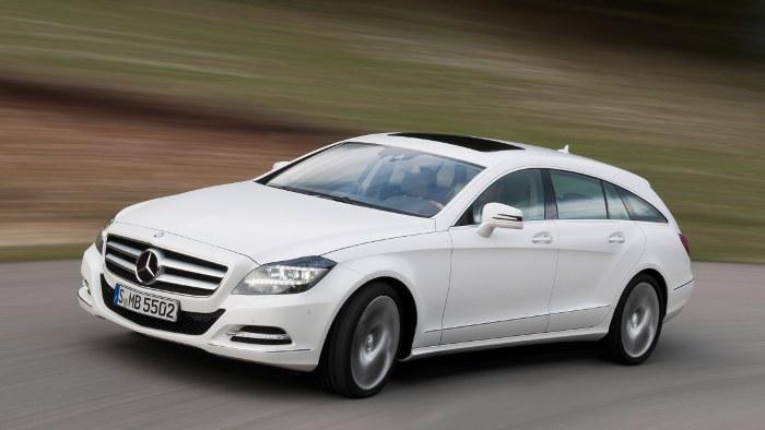 Der CLS Shooting Brake polarisiert wie kein zweiter Mercedes.