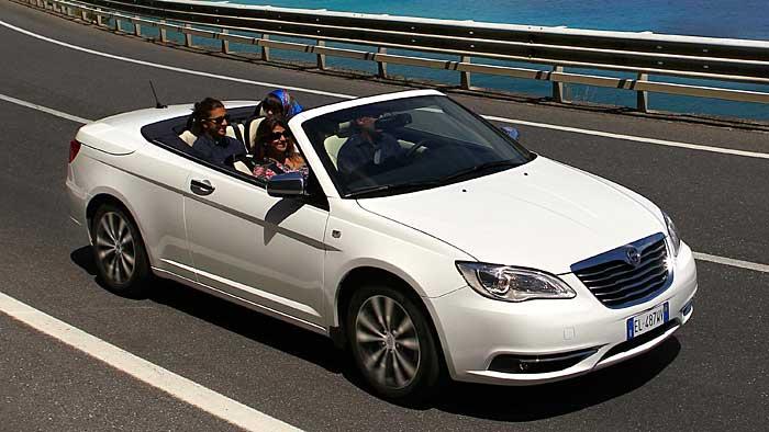Der Lancia Flavia wird zum Sommerende günstiger.