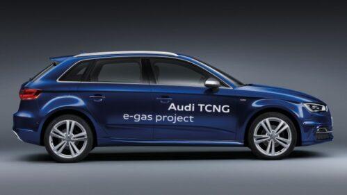 Audi A3 Sportback TCNG.