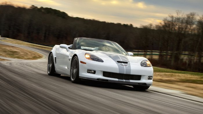 "Die Chevrolet Corvette Cabriolet ""427 Convertible Collector Edition"""