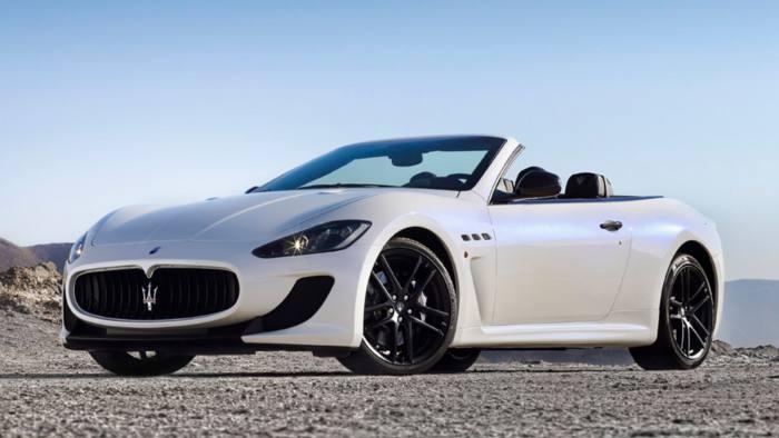 Maserati Gran Cabrio MC.