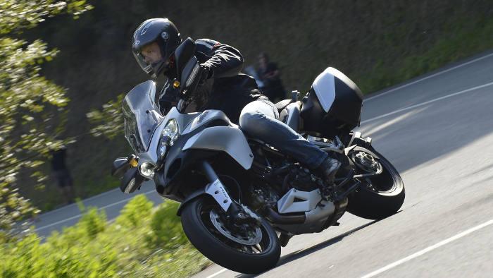 Ducati Multistrada: Bereit für jede Herausforderung