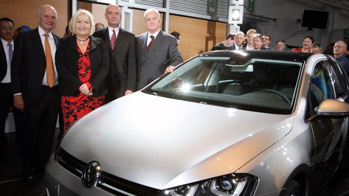 Piech: VW besser aufgestellt als Wettbewerber