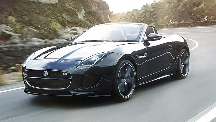 Preise für Jaguar F-Type stehen fest