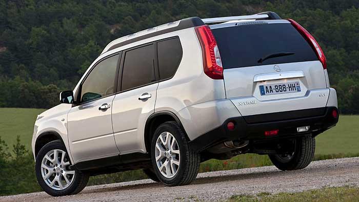 Der Nissan X-Trail präsentiert als Gebrauchter recht zuverlässig.