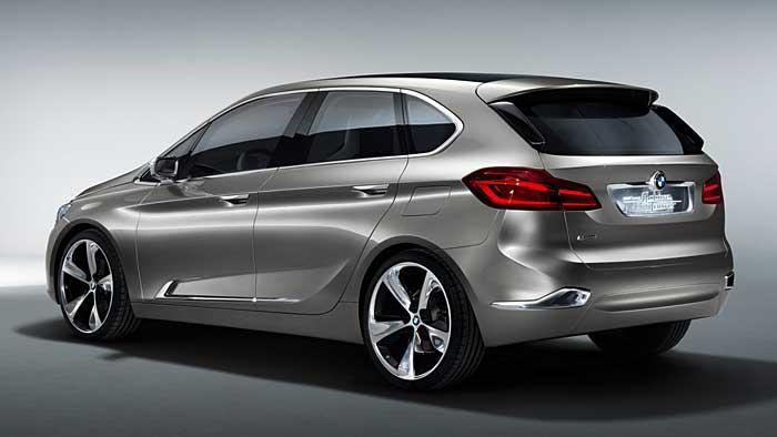 BMW steigt ins Van-Segment ein.