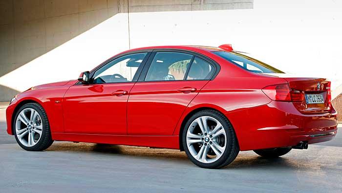 BMW feiert Rekordjahr in China