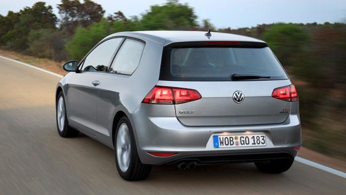 Der neue VW Golf VII wird am 10. November eingeführt.