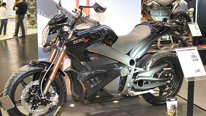 Die Zero S ist das Spitzenmodell des kalifornischen Herstellers.