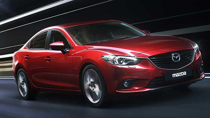 Mazda6: Gelungener Einstand