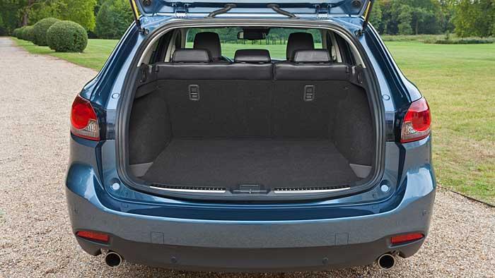 Der neue Mazda6 kommt am 2. Februar nach Deutschland.