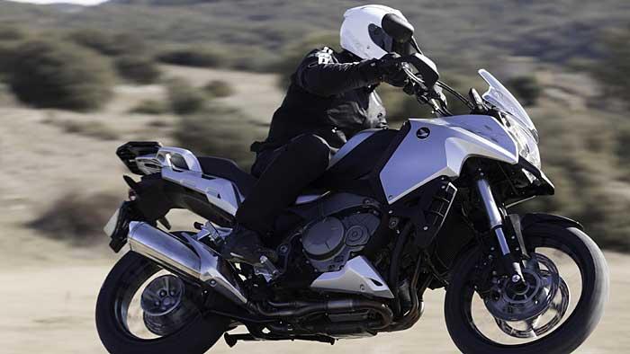 Honda VFR 1200 X Crosstourer: Nichts für Warmduscher