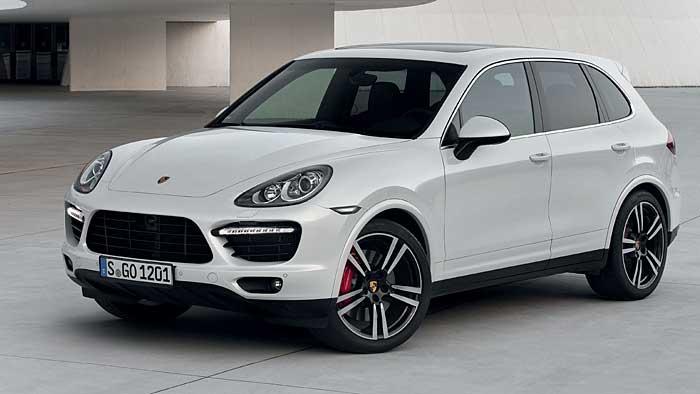 Porsche schärft den Cayenne nach.