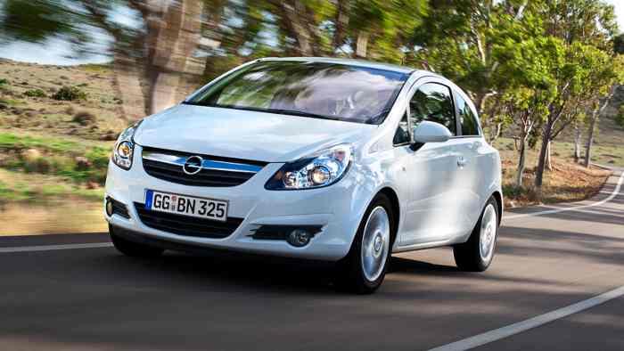 Opel Corsa 1.3 CDTI.