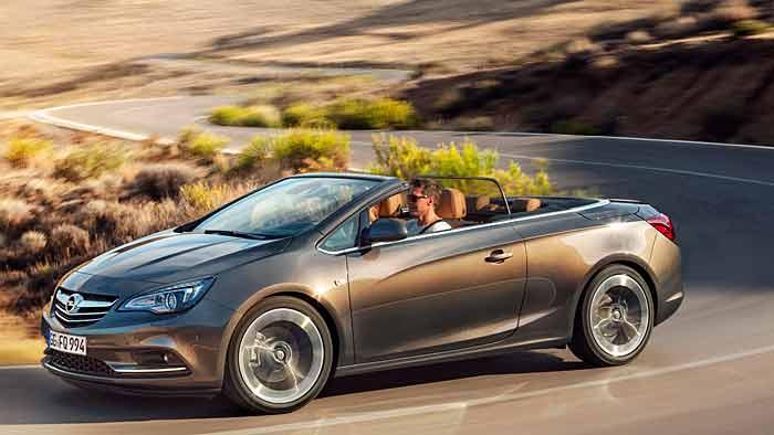 Der Opel Cascada kommt Anfang 2013 auf den Markt.