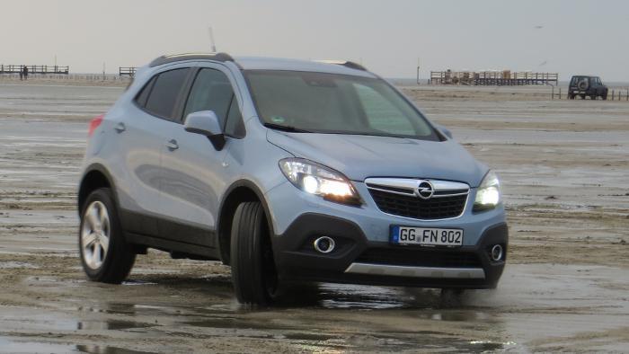 Der neue Opel Mokka.