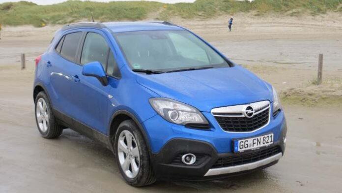 Der Opel Mokka.