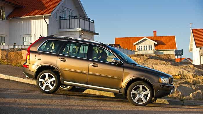 Volvo XC90: Gentleman auf Abschiedstournee