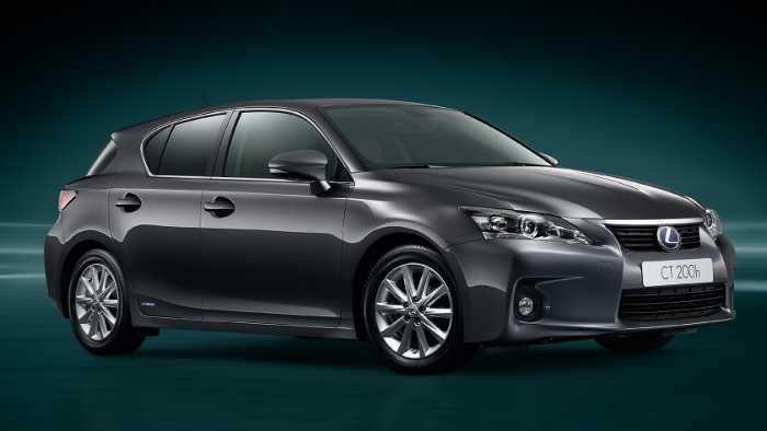 Limited Edition vom Lexus CT 200h
