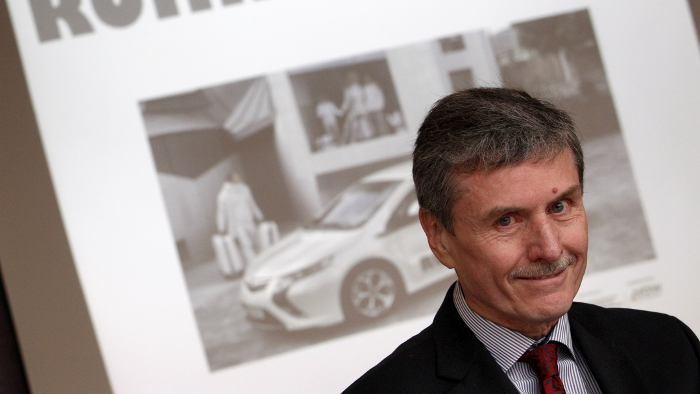 Autoexperte Ferdinand Dudenhöffer