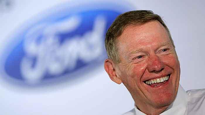 Alan Mulally bleibt weitere zwei Jahre Ford-Chef.