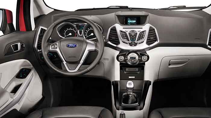 Der Ford EcoSport kommt 2013 nach Europa.